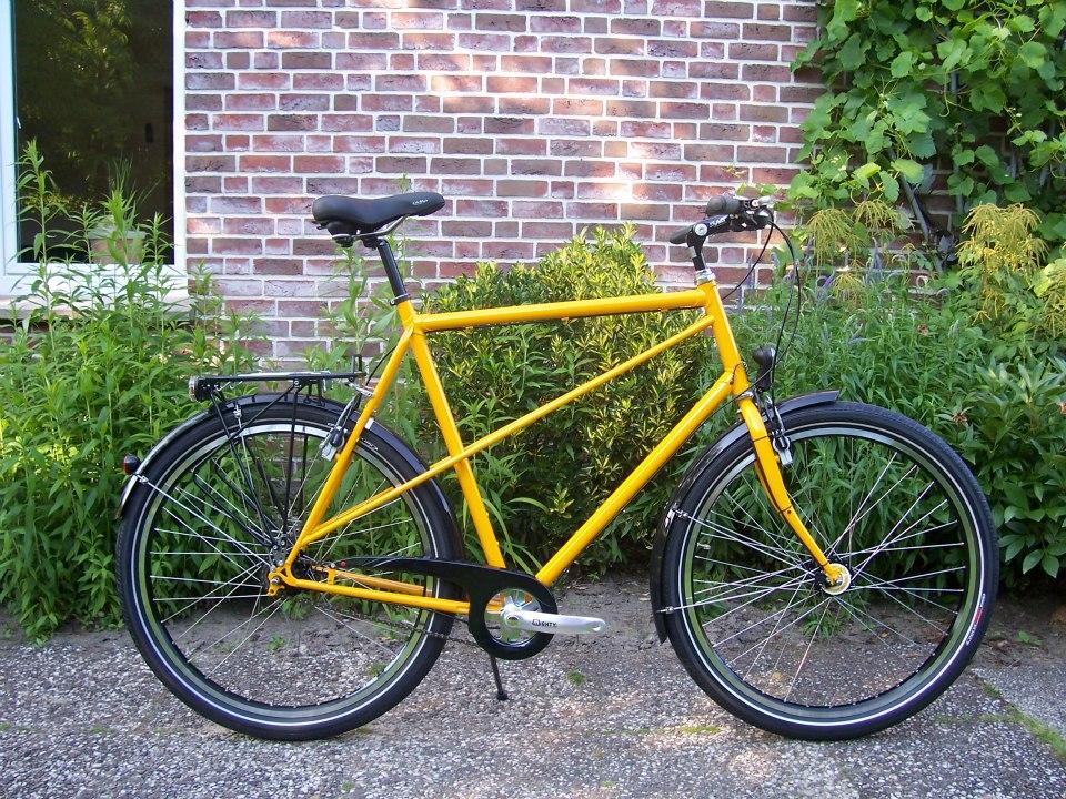 Raußen R10 | Rahmenhöhe 73 cm | gelb