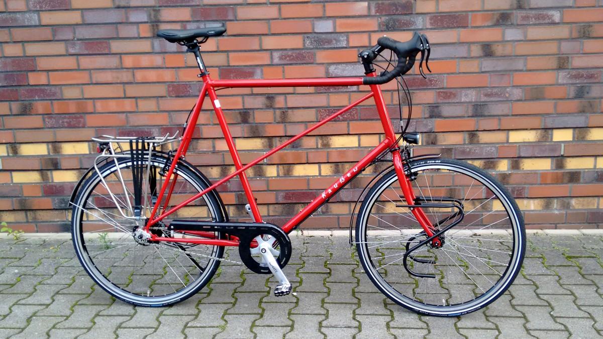 Raußen R10 | Rahmenhöhe 78 cm | rot
