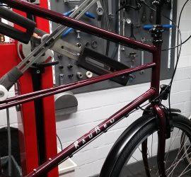 XXL-bikes Wettringen Ansicht Werkstatt