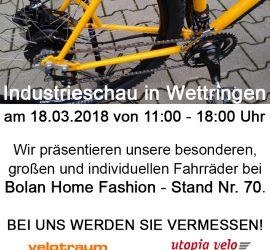 Wettringer Industrieschau 2018