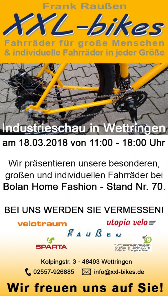 Wettringer Industrieschau 2018