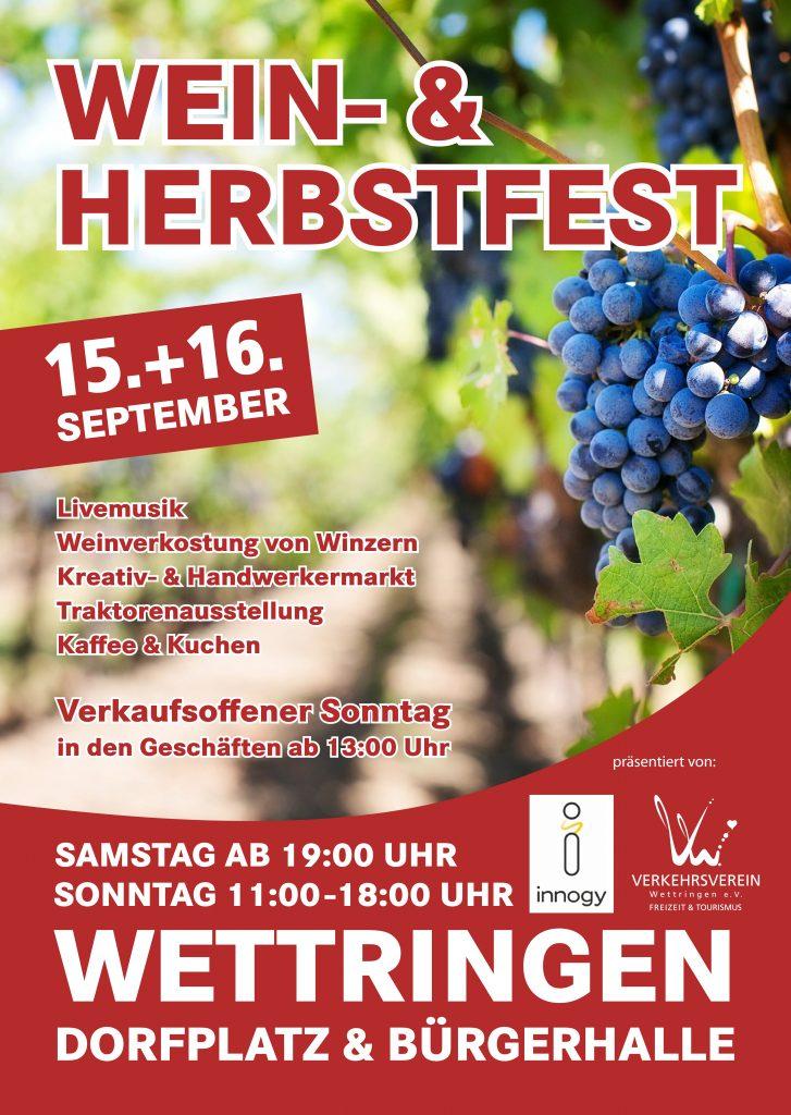 Herbst- und Weinfest 2018